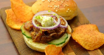 Po` boys Pulled Pork