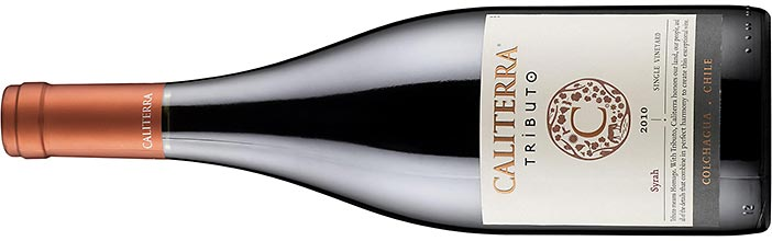 Caliterra Tributo Single Vineyard Syrah