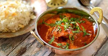 Butter chicken - voikana