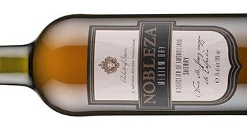 Nobleza Amantillado Medium Dry Sherry