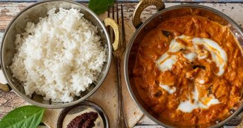 Intialainen kanacurry